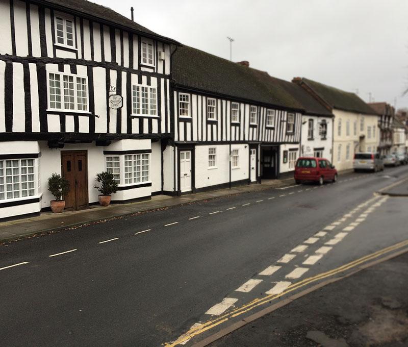 Corve Street Ludlow